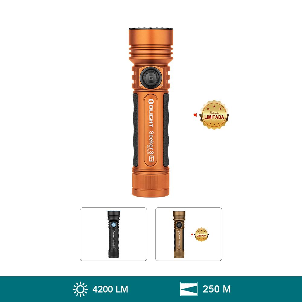 Olight Seeker 3 Pro Linterna de iluminación
