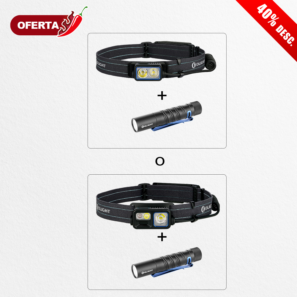 Olight Array 2/2S Paquete