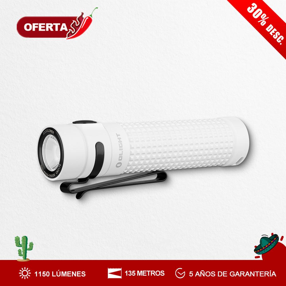 Olight S2R II Blanco