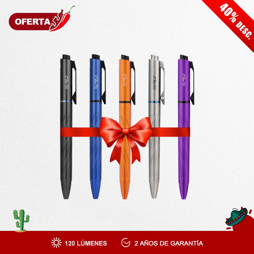 Open Pro Cinco Colores Paquete