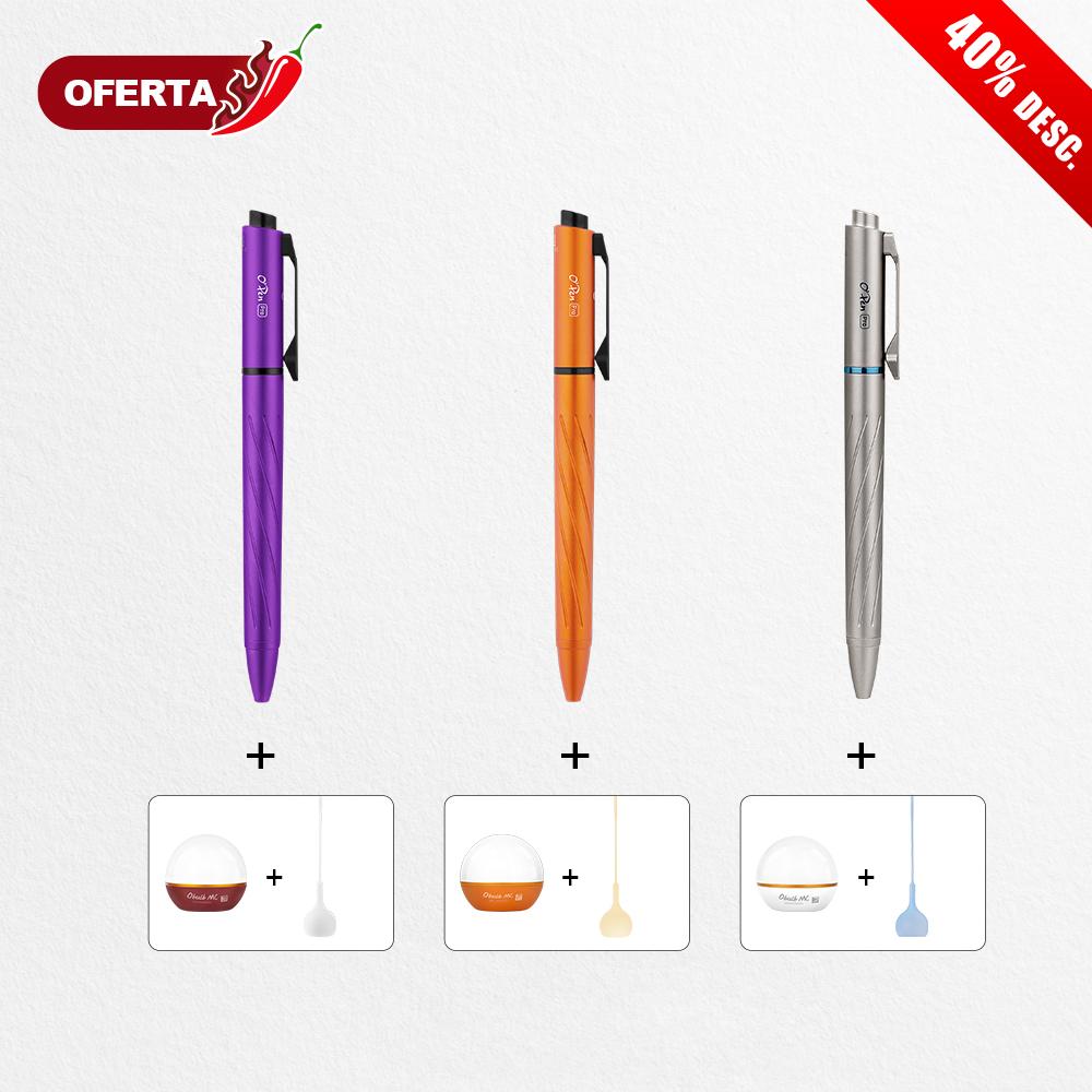 Olight Open Pro + Obulb MC Paquete