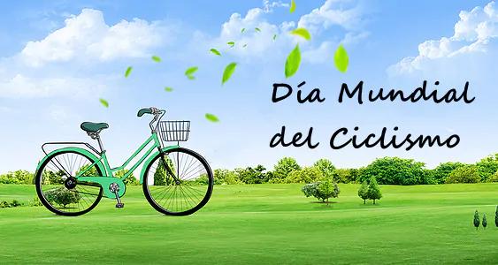Día Mundial del Ciclismo